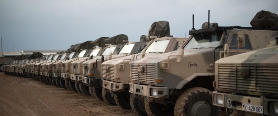 Von der Leyen besucht Bundeswehr in Afghanistan