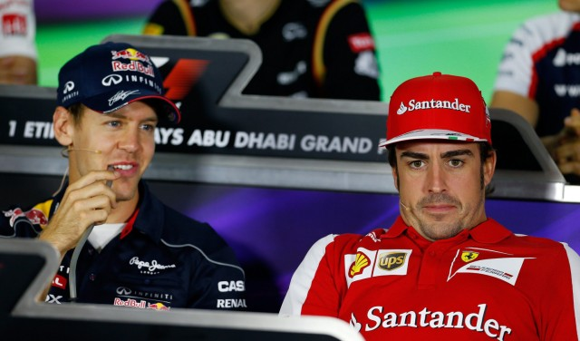 File Vettel and Alonso