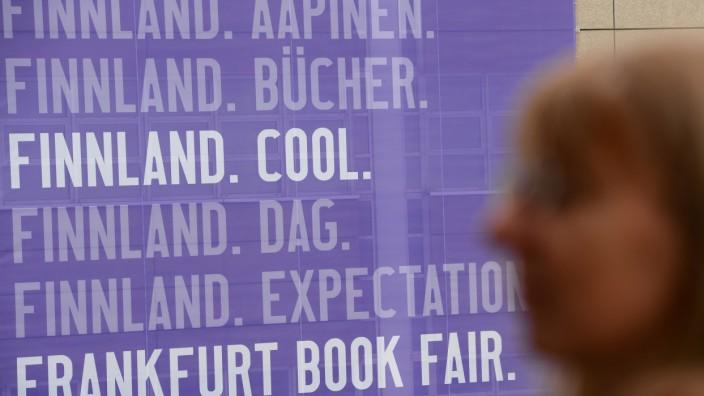 Gastland Finnland auf der Buchmesse Frankfurt