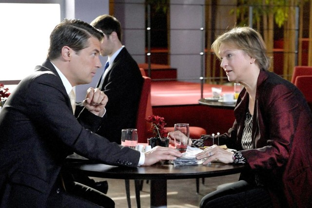 """Elke Heidenreich bei """"Verbotene Liebe"""""""