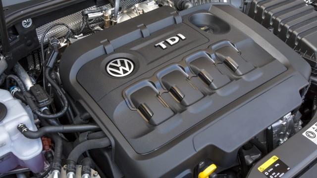 2.0-TDI-Turbodieselmotor des neuen VW Passat.