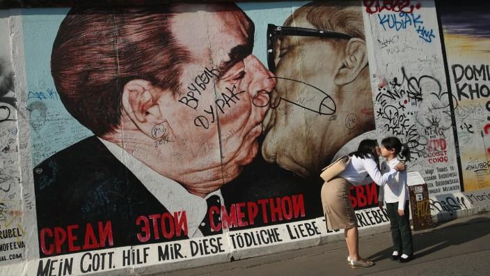 Berliner Mauer, East Side Gallery