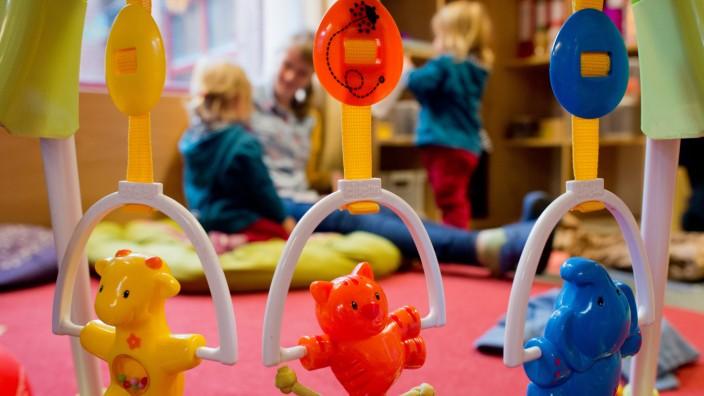 Steuererklärung Eltern Betreuung Kindertagesstätte