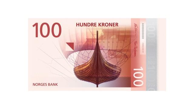 Neue Geldscheine In Norwegen Krone Der Kreativitat Geld Sz De