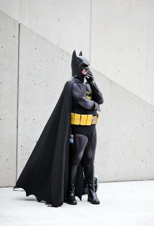 2014 New York Comic Con - Day 2
