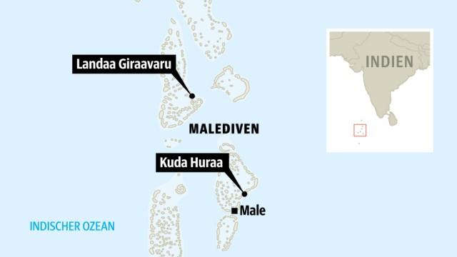 Nachhaltiger Tourismus auf den Malediven: undefined