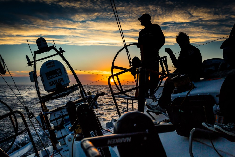 Volvo Ocean Race 2014-2015 - Leg One