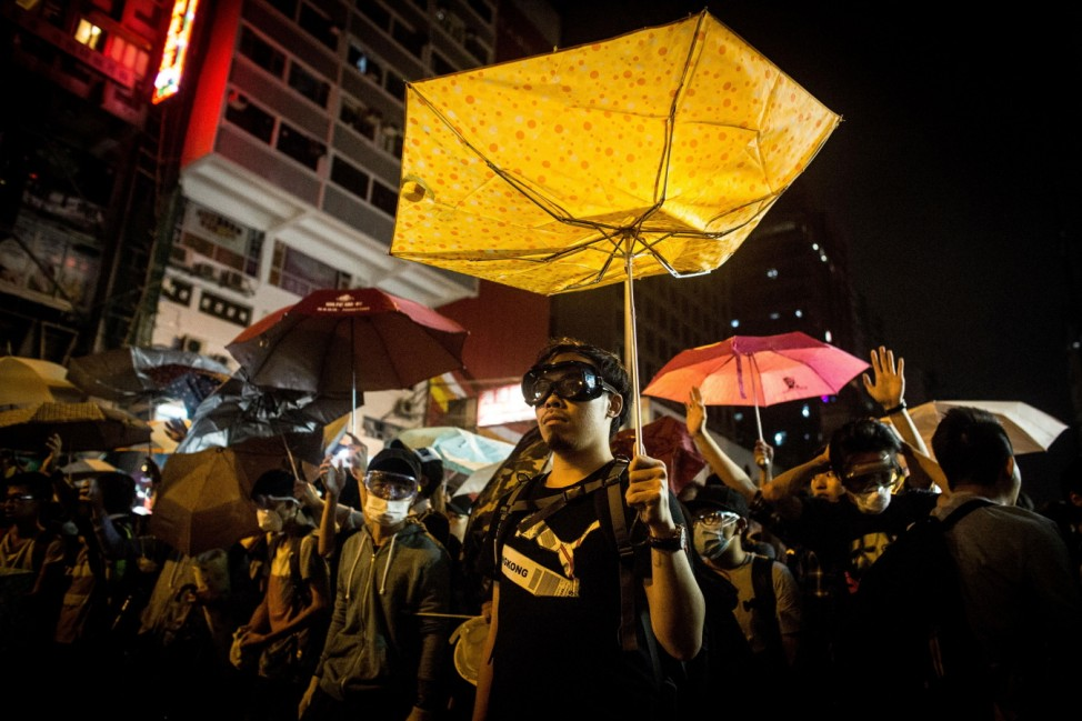BESTPIX - Hong Kong Police Continue To Clear Protest Sites