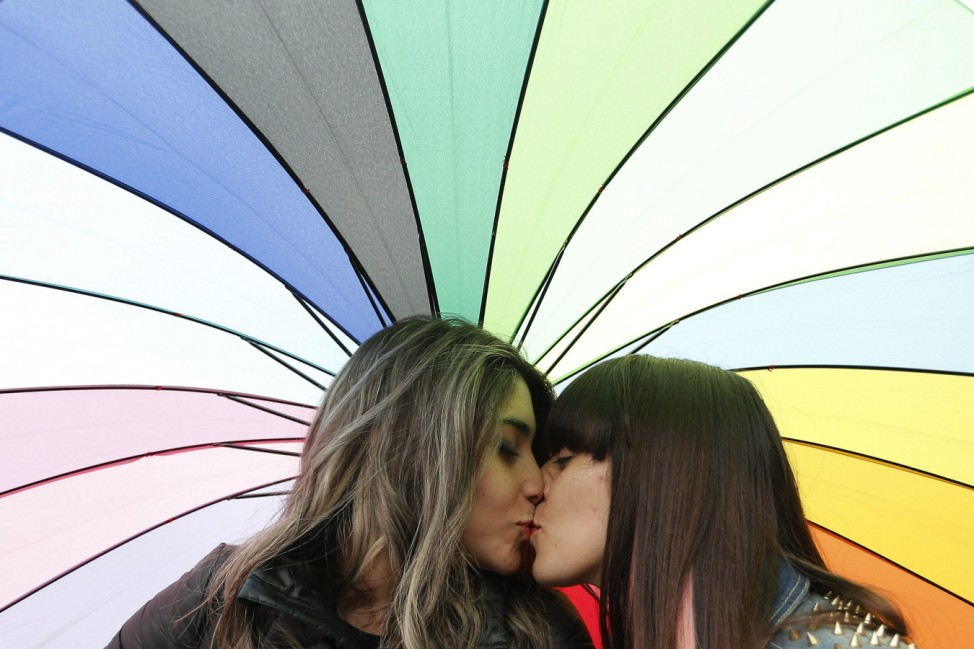 March for LGBT community in Chile