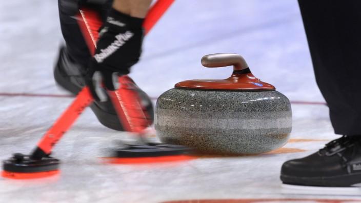 Curling, Olympische Winterspiele, DOSB