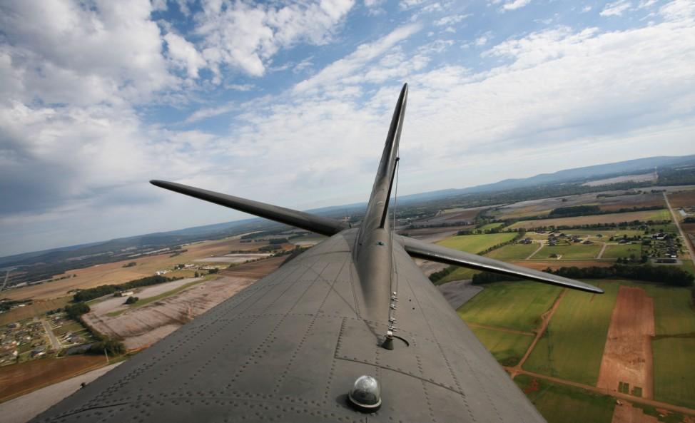 Memphis Belle B17 Bomber