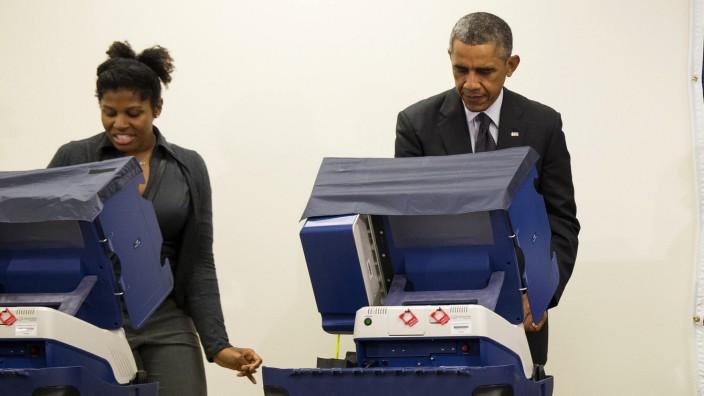 Barack Obama, Aia Cooper