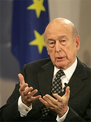 Valéry Giscard d'Estaing, AFP