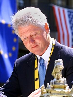 Bill Clinton; dpa