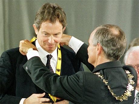 Tony Blair dpa