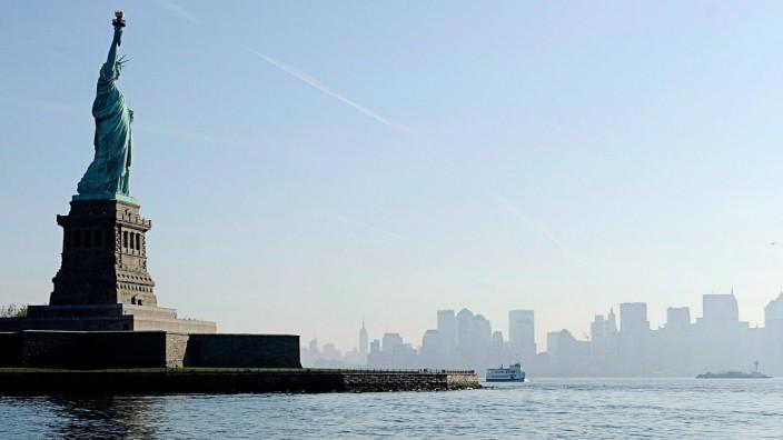 Freiheitsstatue, New York City