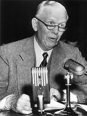 George C. Marshall; dpa