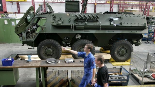 Rheinmetall Defence