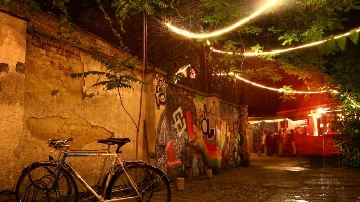 Ruinpubs Budapest, Ungarn