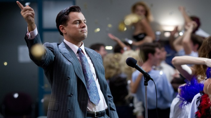 The Wolf Of Wallstreet