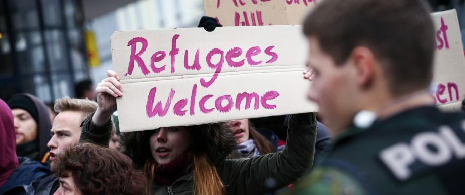 Neonazi-Aufmarsch in Bamberg - Protest