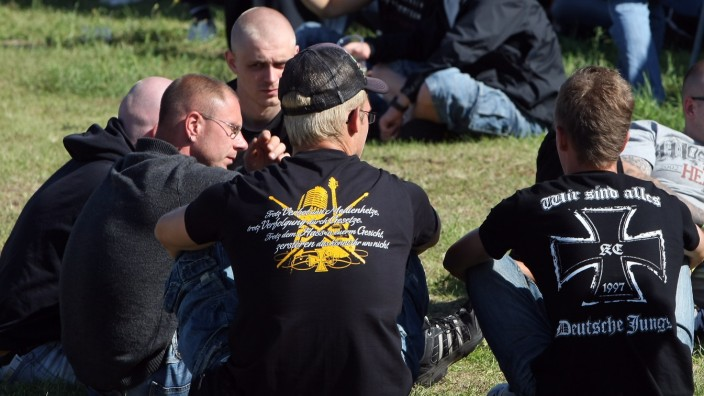 Neo-Nazis Gather For Summer Fest