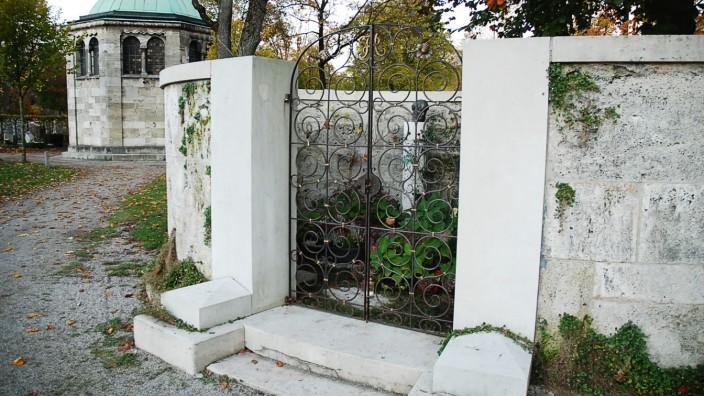 Friedhofs-App