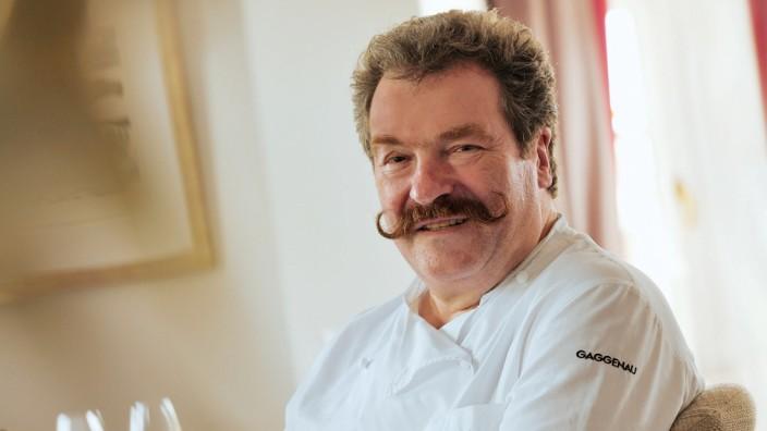 Spitzenkoch Jörg Müller