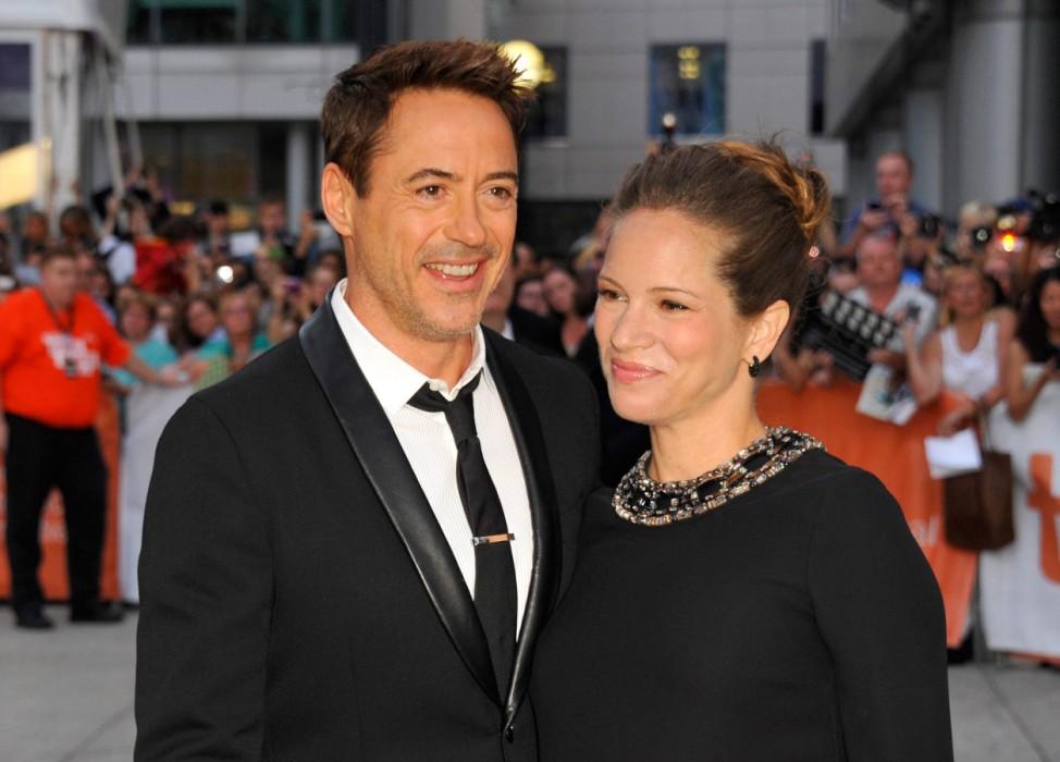 Robert Downey Jr. zum dritten Mal Vater geworden