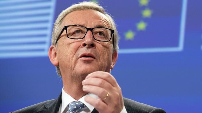 Luxemburg: Jean-Claude Juncker am Mittwoch in Brüssel