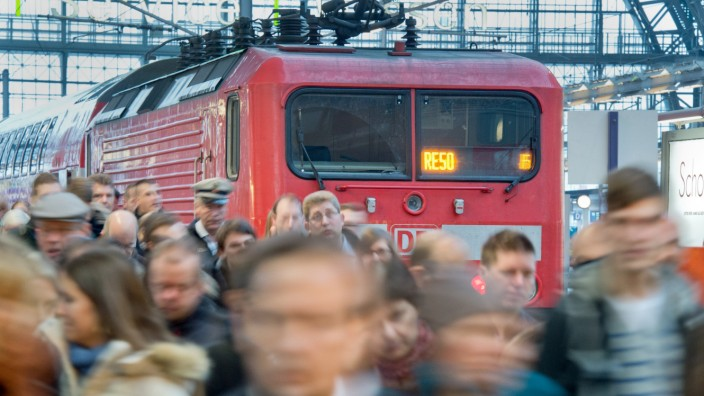 Lokführerstreiks - Frankfurt am Main