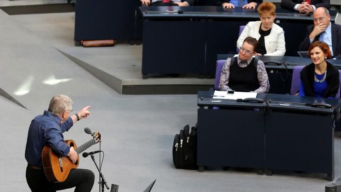 Bundestag 25 Jahre Mauerfall