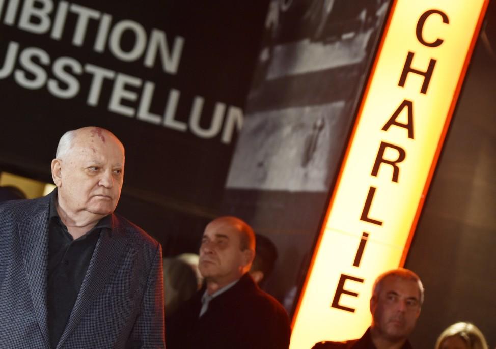 25 Jahre Mauerfall ? Gorbatschow