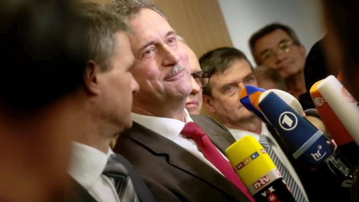 Lokführerstreik - Landesarbeitsgericht Frankfurt