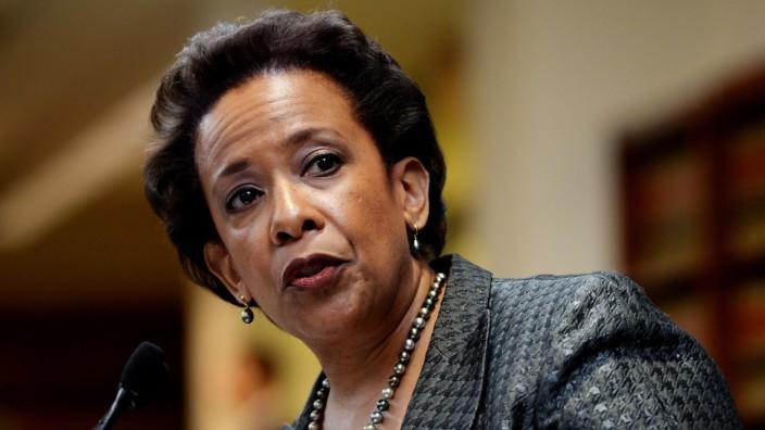Obama to name Loretta Lynch as attorney general