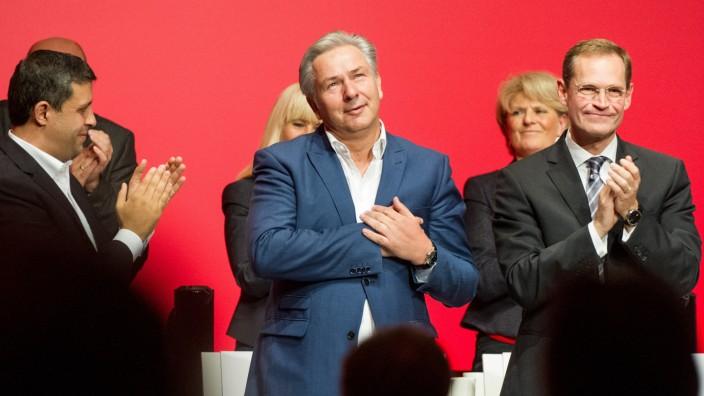Parteitag Berliner SPD