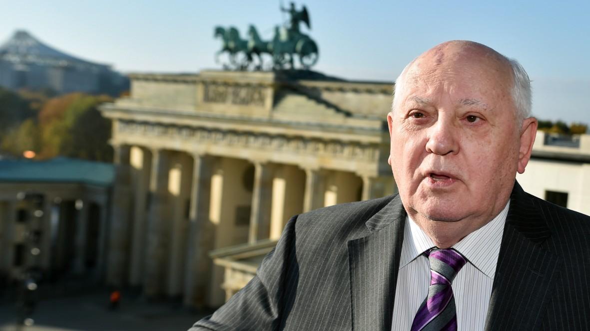 """""""Gorbatschow fühlt sich durch den Westen hintergangen"""""""
