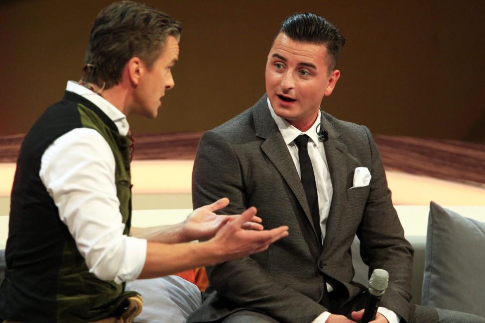'Bet, that..?' TV show in Graz