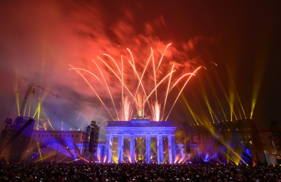 25 Jahre Mauerfall - Bürgerfest