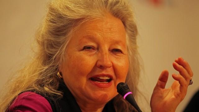 Hannah Schygulla in Thessaloniki, 06.11.2014