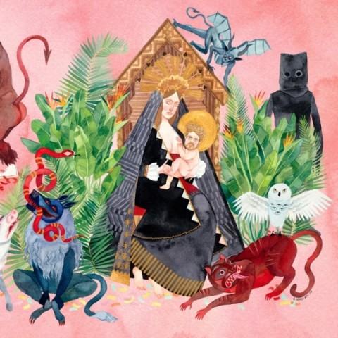"""Das neue Album """"I Love You, Honeybear"""", das Father John Misty Anfang kommenden Jahres veröffentlichen wird, scheint noch besser zu sein als sein Debüt """"Fear Fun""""."""