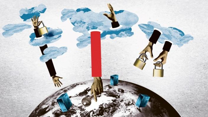 Cloud-Speicherdienste: Hunderte Millionen Menschen nutzen Cloud-Speicherdienste für ihre Daten. Wie sicher ist das?