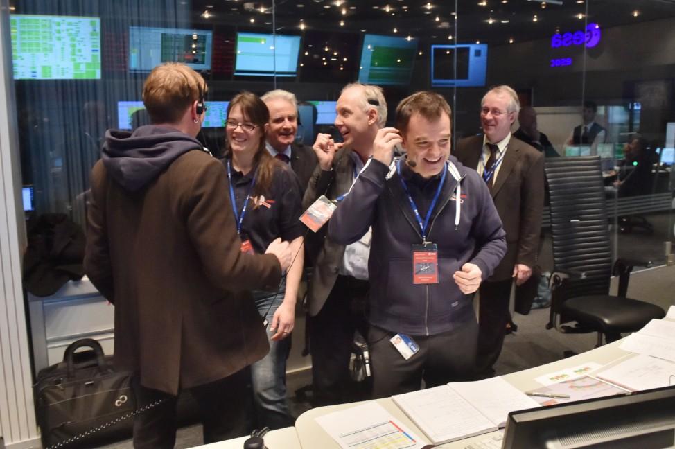 ESA - Philae separation