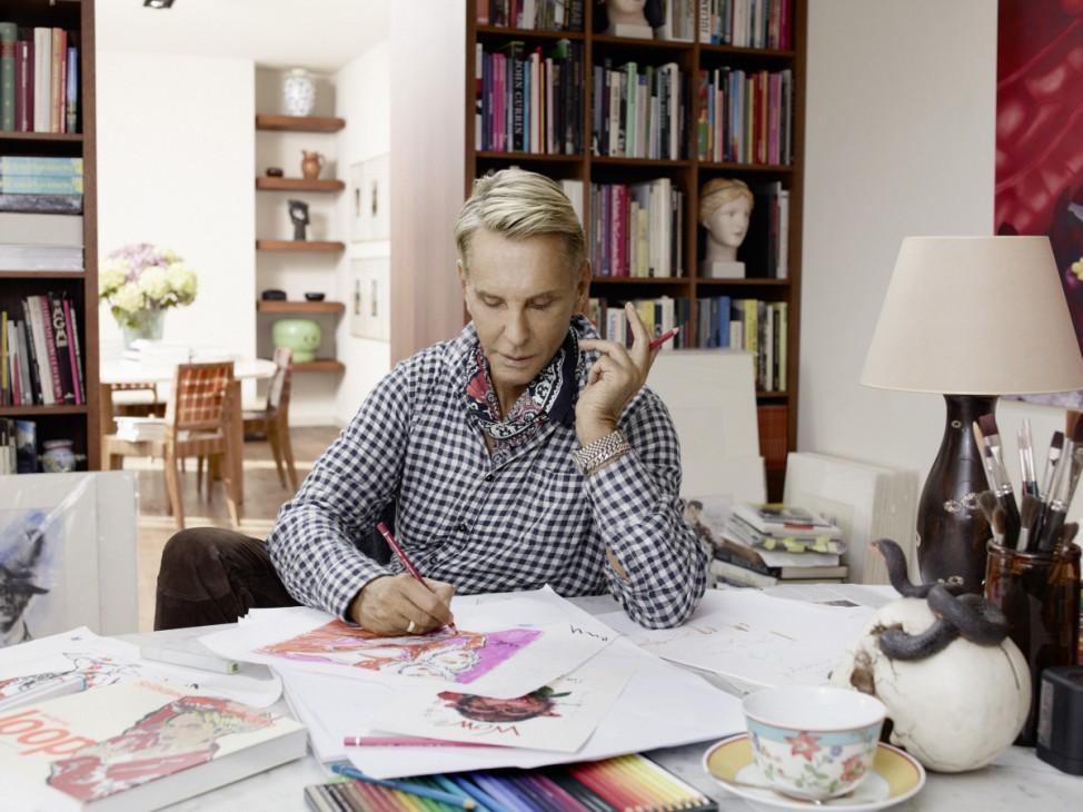 Wolfgang Joop wird Kreativpartner für Galeria Kaufhof