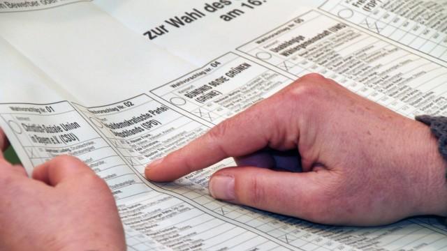 Stimmennachzählung zur Stadtratswahl
