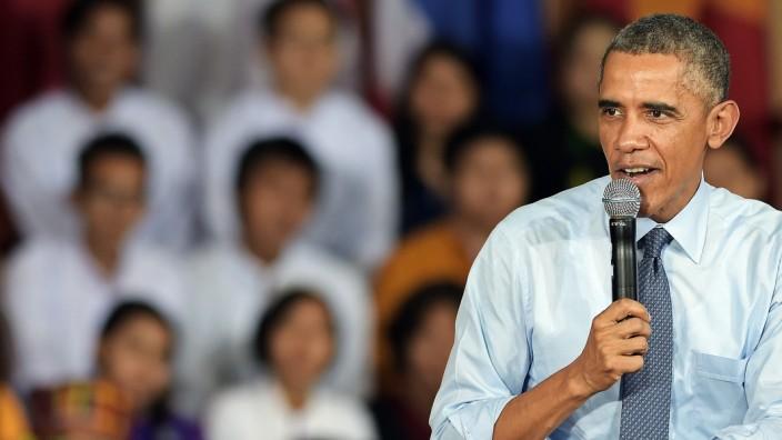 Barack Obama USA
