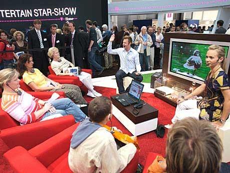 Entertain auf der IFA 2007