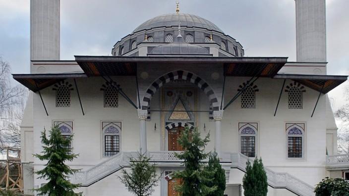 Die Sehitlik-Moschee in Berlin
