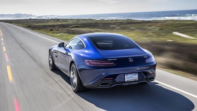 Der neue Mercedes-AMG GT-S.