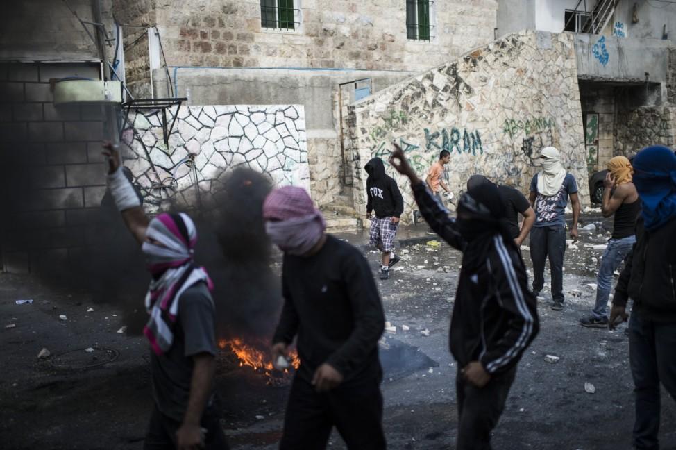 Clashes In East Jerusalem After Israeli Activist Shooting